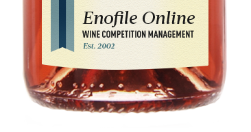 enofile online - wine competition management - established 2002